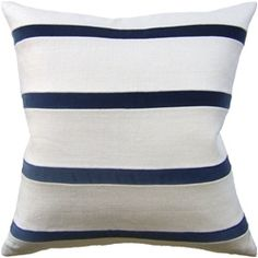 These come in any colors of linen, maybe we need them for the striped sofa in your room, two pillows is not nearly enough!