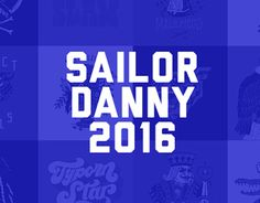 """Check out new work on my @Behance portfolio: """"Sailor Danny Illustration 2016"""" http://be.net/gallery/48914077/Sailor-Danny-Illustration-2016"""