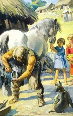 Blacksmith -William The Conqueror