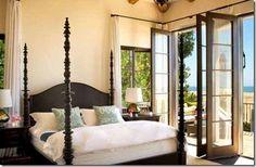 Spanish Style Interior Design Bedroom