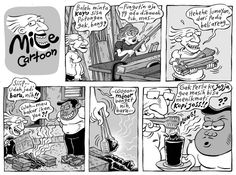 Mice Cartoon, Kompas Minggu: Kopi Joss
