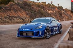 Jason Gale's Varis-bodied turbocharged 2009 Nissan is a solid build that is bulletproof in more ways than one. 2009 Nissan 370z, Nissan Z Cars, Nissan 240sx, Nissan Gtr Skyline, Fast Sports Cars, Sport Cars, Tuner Cars, Jdm Cars, Future Car