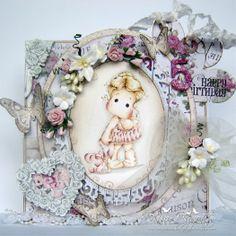 Fabulous Friday!.................... - Magnolia Cards by Kim Piggott