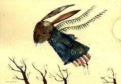 Piet Grobler South African Art, Freelance Illustrator, Rabbits, Illustrators, Bunnies, Moose Art, Character Design, Drawings, Artist