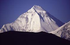 Dhaulagiri 8.167 metros.