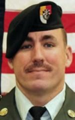 Army MSG. David L. Hurt, 36, of Tucson, Arizona. Died February 20, 2009, serving during Operation Enduring Freedom. Assigned to 1st Battalion, 3rd Special Forces Group (Airborne), Fort Bragg, North Carolina. Died in Kandahar, Afghanistan, from injuries sustained in Khordi, Afghanistan, when the enemy attacked his vehicle with an improvised explosive device and small-arms fire.