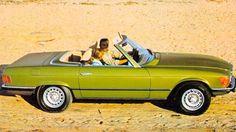 1971 Mercedes-Benz SL R107 - Mercedes-Benz