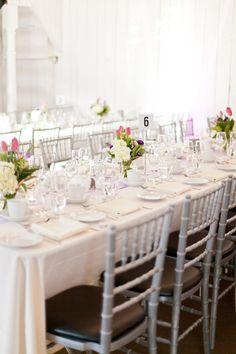 beautiful table settings at berkeley events