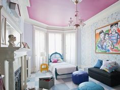 Eclectic | Kids' Rooms
