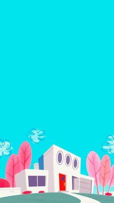Wallpaper Free Download, Wallpaper Downloads, Spongebob Christmas, Overlays, 90s Theme, Cartoon Background, 90s Cartoons, Christmas Wallpaper, Powerpuff Girls