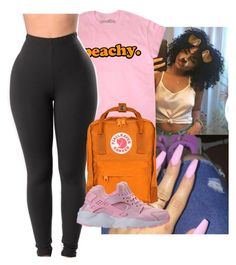 Untitled #22 by woahits-lex on Polyvore featuring polyvore fashion style Fjällräven NIKE clothing