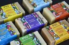 """Check out this @Behance project: """"Elo Soaps 