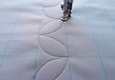 A tutorial on how to free-motion quilt using your basic sewing machine and a quilting foot. Love this. Now if only quilting didn't scare me to bits...