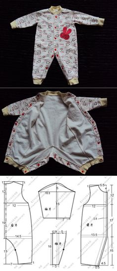 Amazing Sewing Patterns Clone Your Clothes Ideas. Enchanting Sewing Patterns Clone Your Clothes Ideas. Baby Dress Patterns, Baby Clothes Patterns, Clothing Patterns, Crochet Patterns, Fashion Kids, Baby Girl Fashion, Sewing Clothes, Diy Clothes, Kids Outfits