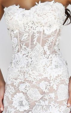 Sherri Hill 11054 by Sherri Hill  I want something close to this for a wedding dress. ;]