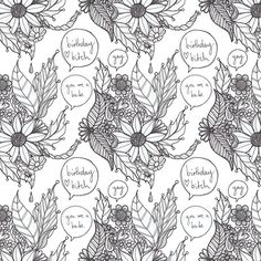 Shiv Illustration Pattern/Wrapping Paper