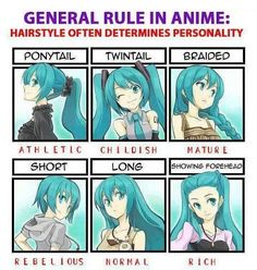 #anime hairstyle rules