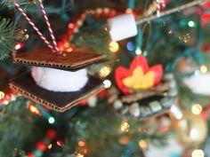 41 Easy, Homemade Christmas Ornaments