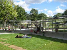 SANAA - Serpentine Pavilion, London, 2009