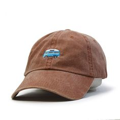 - Unstructured Soft Crown Low-Fitting 6 Panel Cap - Seamed Front Panel without Buckram - 6 Embroidered Eyelets and 6 Rows Stitching on Visor - Adjustable Velcro Back - One Size Fits Most - 100 % Cotto
