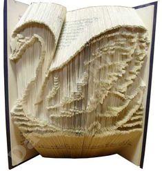 Combi Cut and Fold Swan