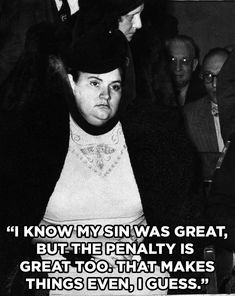 Martha Beck | 15 Fascinating Last Words From Serial Killers
