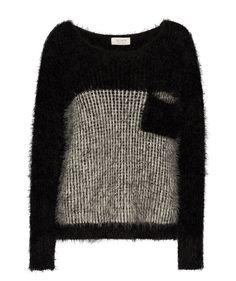 Numph Uma Eyelash Knit Jumper Jumper, Men Sweater, Eyelashes, Knitwear, Knitting, Sweaters, Fashion, Lashes, Moda