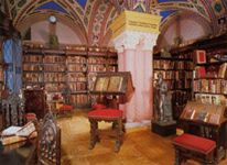 Faust's Study - the special repository of incunabula - National Library of Russia
