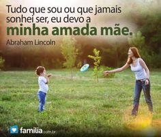 Familia.com.br | #Maes #incriveis: Criando bem um #filho homem quando o #pai não é um bom #exemplo. #maternidade #amor