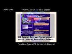 Fukushima cesium 137 dispersal area sept 2013