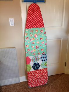Cotton Way: Ironing Board Makeover Winner!