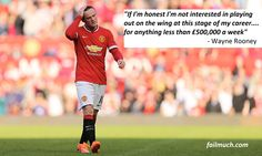 Rooney opens yearly contract talks with United.... by demanding move to Chelsea #mufc #WayneRooney #chelsea #manutd