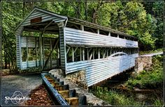 Historic Bridge found in Valley Forge National Park (Pennsylvania USA)