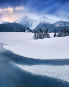 Zdiar, Slovakia Snow And Ice, Bratislava, Natural Wonders, Mother Nature, Nature Photography, Blues, Mountains, Landscape, Instagram Posts