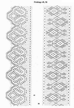 Bucks point lace patterns 50 patterns - lini diaz - Álbumes web de Picasa