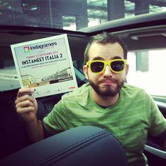 Direttamente dalla Sicilia solo per noi @igerscatania aka @roccorossitto a bordo della Ford Kuga con tetto panoramico! Wow!