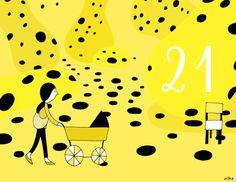 Cradle Rockers #21. Un piccolo riepilogo delle differenze potrebbe essere… by Gloria Gaio