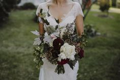 Showcasing our florist work for Holly and Dan's wedding at Bendooley Estate. Photography by Justin Aaron Wedding Fotos, Wedding Bouquets, Wedding Dresses, Sydney Wedding, Special Day, Wedding Events, Wedding Inspiration, Boho, Floral