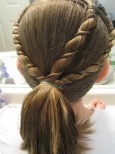 IMG 1910 twist braid hairdo 225x300 Unique Braided Long Hairstyles 2012