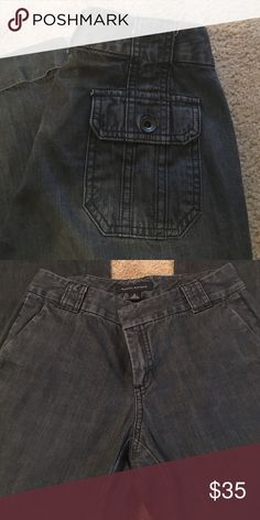 Banana Republic jeans Size 2 Wide leg Banana Republic size 2 Jeans 🎈WAS $15 NOW $10🎈 Banana Republic Jeans