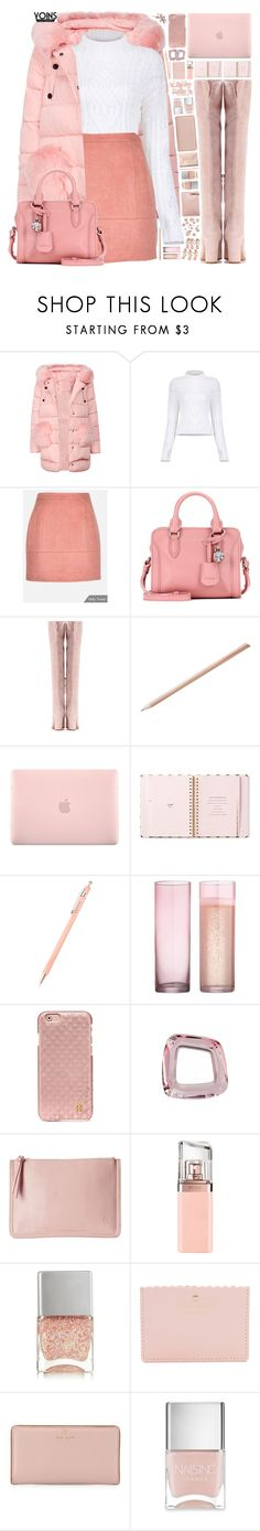 """""""👗YOINS - www.yoins.com"""" by arierrefatir ❤ liked on Polyvore featuring Alexander McQueen, Gianvito Rossi, Incase, Kate Spade, Delfonics, CB2, Tory Burch, HUGO, Nails Inc. and HarLex"""