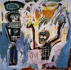 Baptism ~ Jean-Michel Basquiat
