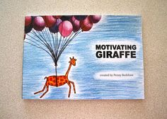 Motivating Giraffe is a fun internet project that began in 2014, featuring a giraffe and his friends that try to provide inspiration, motivation and