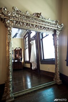 Amazing Antique Mirror