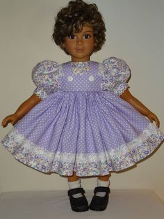 RESERVED FOR LISA L.....Dress for 23 inch My Twinn Doll