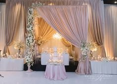 BB Chair Covers located in Chicago, Illinois provides full service wedding decorations,wedding ceremony decorations,wedding reception decorations,wedding design Wedding Draping, Wedding Canopy, Luxe Wedding, Luxury Wedding Dress, Wedding Events, Wedding Halls, Weddings, Trendy Wedding, Wedding Ceremony