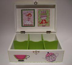 Caixas de Chá - Filomena Magalhães - Álbuns Web Picasa