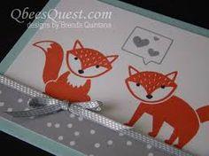 Bildergebnis für foxy friends stampin up
