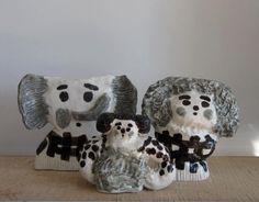 Jenni Tuominen's ceramics via Fine Little Day