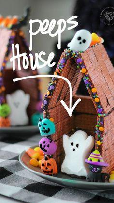 Halloween Snacks, Fröhliches Halloween, Halloween Crafts For Kids, Halloween Activities, Holidays Halloween, Diy Crafts For Kids, Holiday Crafts, Holiday Fun, Favorite Holiday